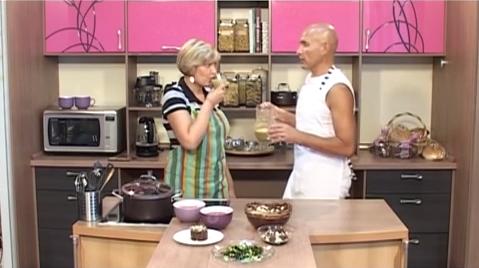 Романенко В.А. в программе Дело вкуса (часть 2)