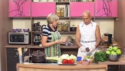 Романенко В.А. в программе Дело вкуса (часть 1)