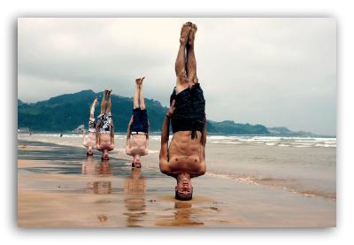 С ног на голову — для здоровья и долголетия