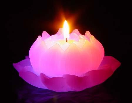 Тратака на пламя свечи: развиваем способность к длительной концентрации