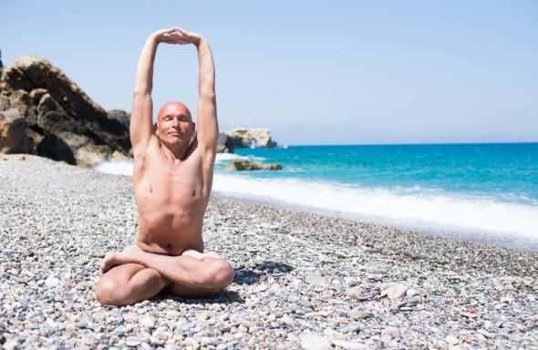 Семинар Владимира Романенко ,,Продвижение в практике » на острове Крит